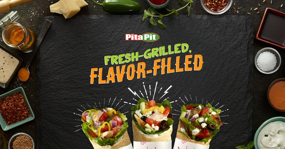 Fresh-Grilled, Flavor-Filled